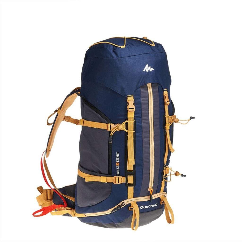 Jiu Xiu Outdoor Bergsteigen Tasche Schultern Männer und Frauen Wandern 50 Liter große Kapazität Reisen Multifunktions //