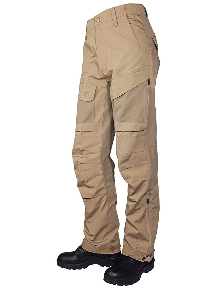 Tru-Spec 1434 24-7 Men's Xpedition Pants, Rip-Stop, Coyote Altanco