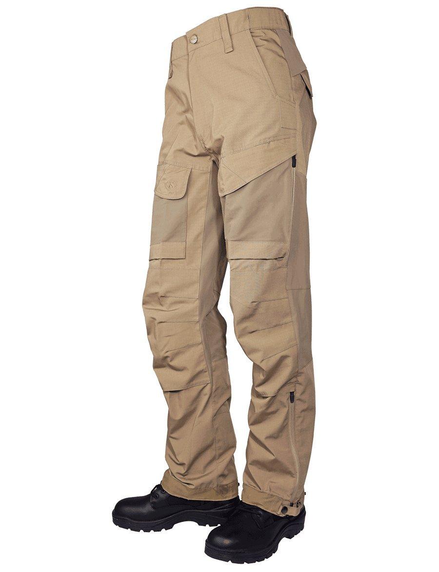 Tru-Spec Men's 24-7 Xpedition Pants, Coyote, W: 34 Large: 32