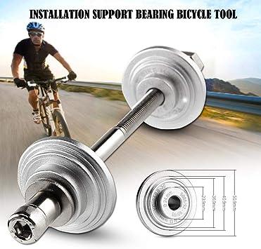 aheadad Bicicletas pedalier BB Teniendo herramienta de prensado de ...