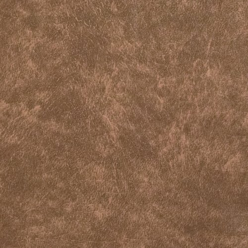Plastex Fabrics Faux Leather Buffalo Camel Print Fabric By