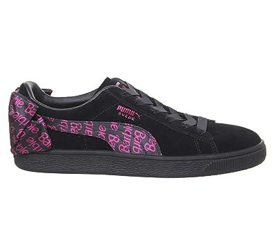Puma Wmn Suede Classic X Barbie Doll Blk: : Schuhe