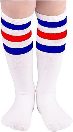 toddler red soccer socks