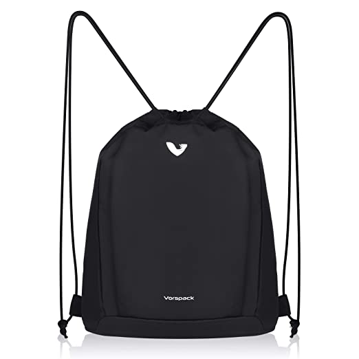 Image Unavailable. Image not available for. Color  Drawstring Backpack  Sports Gym Waterproof String Bag Cinch Sack Sports Sackpack Gymsack ... 316326bb0595e
