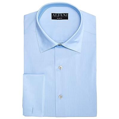 Alfani Slim-Fit Stretch Performance Dress Shirt at Amazon Men's Clothing store