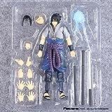 Naruto 14cm Shippuden Uchiha Sasuke PVC Action Figure Collectible Model Toys