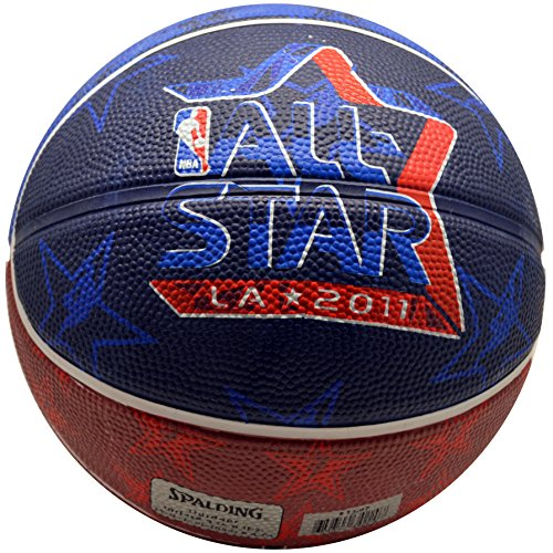 Spalding NBA All Star Game 2011 Los Angeles Mini Basketball