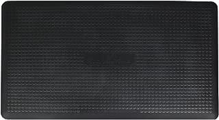 product image for WellnessMats Anti-Fatigue Maxum Kitchen Mat, 5 Feet by 3 Feet, Black