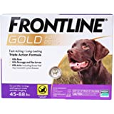 Frontline Gold for Dogs 4588 lbs Purple (6 Month)