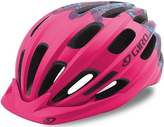 Giro Hale MIPS Casco de Ciclismo Youth, Rosa Brillante Mate, Talla ...
