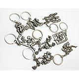 Novelty Motion Keychain Men Women Gift Key Chain Collection