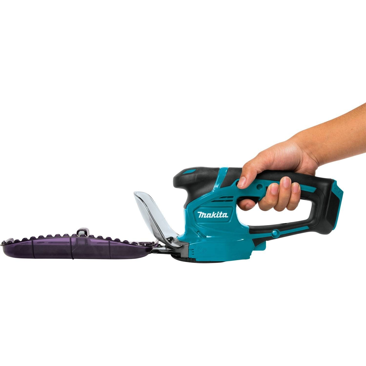 Makita HU06Z 12V max CXT Lithium-Ion Cordless Hedge Trimmer, Tool Only by Makita (Image #5)