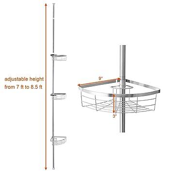 Amazon.com: Tangkula - Estantería de almacenamiento de 3 ...