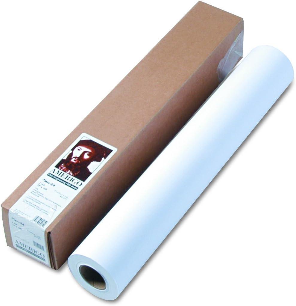 HP 51631D Papier inkjet 90g//m2 610 mm x 45.7 m 1 R/ölle Pack
