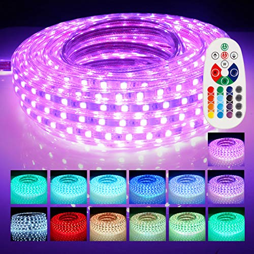 Led Linkable Rope Lights in US - 8