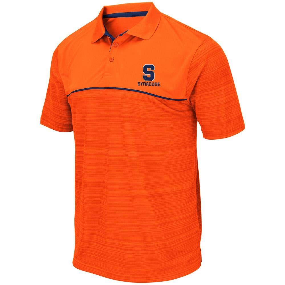 Mens Syracuse Orange Levuka Polo Shirt