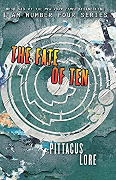The Fate of Ten 0062194755 Book Cover