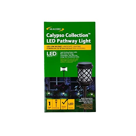 Amazon.com : Malibu LED Pathway Landscaping Light Calypso Collection : Garden & Outdoor