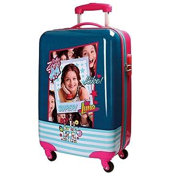 Valise cabine rigide Soy Luna Smile 55 cm Rose mtJLLVDih