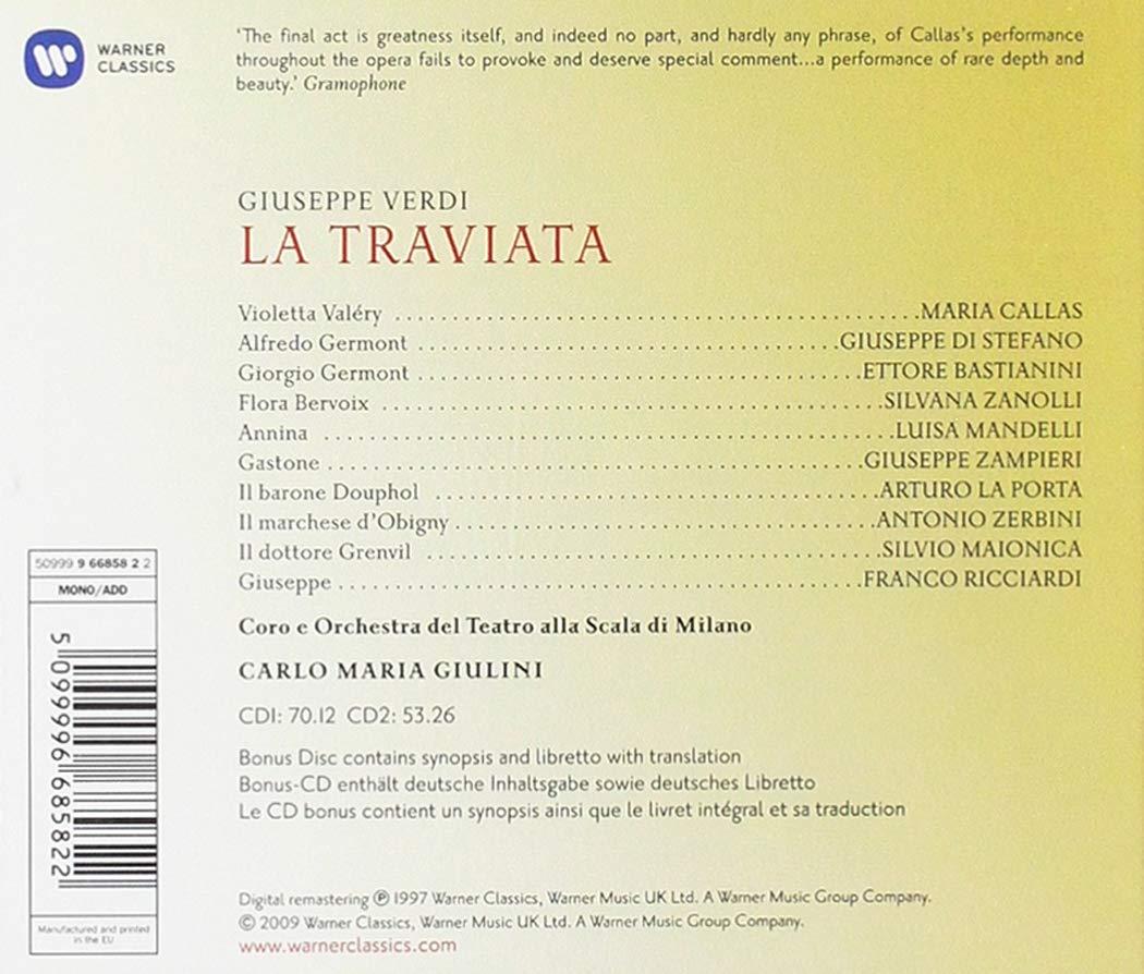 Annina? Comandate?, No. 16 from La Traviata, Act 3 (Full Score)