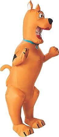 Amazon.com: Rubies Scooby Doo disfraz inflable para adulto ...
