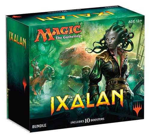 (Magic The Gathering MTG-XLN-BU-EN Ixalan Bundle)