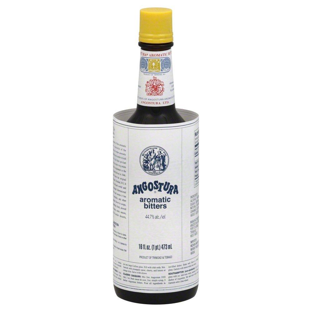 Angostura Aromatic Bitters, 16oz (Pack of 6)