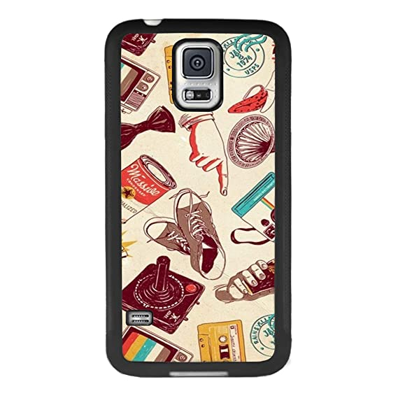 amazon com bolostin cases for samsung galaxy s5 with tpu and hardbolostin cases for samsung galaxy s5 with tpu and hard shell silicone all edges shockproof fashion