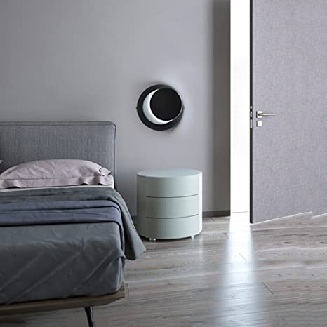 Met Love Lampada da comodino Camera da letto Moon Light ...