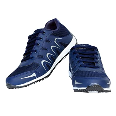 American cult 3361 Reema Navy Blue Sport Shoes  Buy Online at Low Prices in  India - Amazon.in b14e238cfce