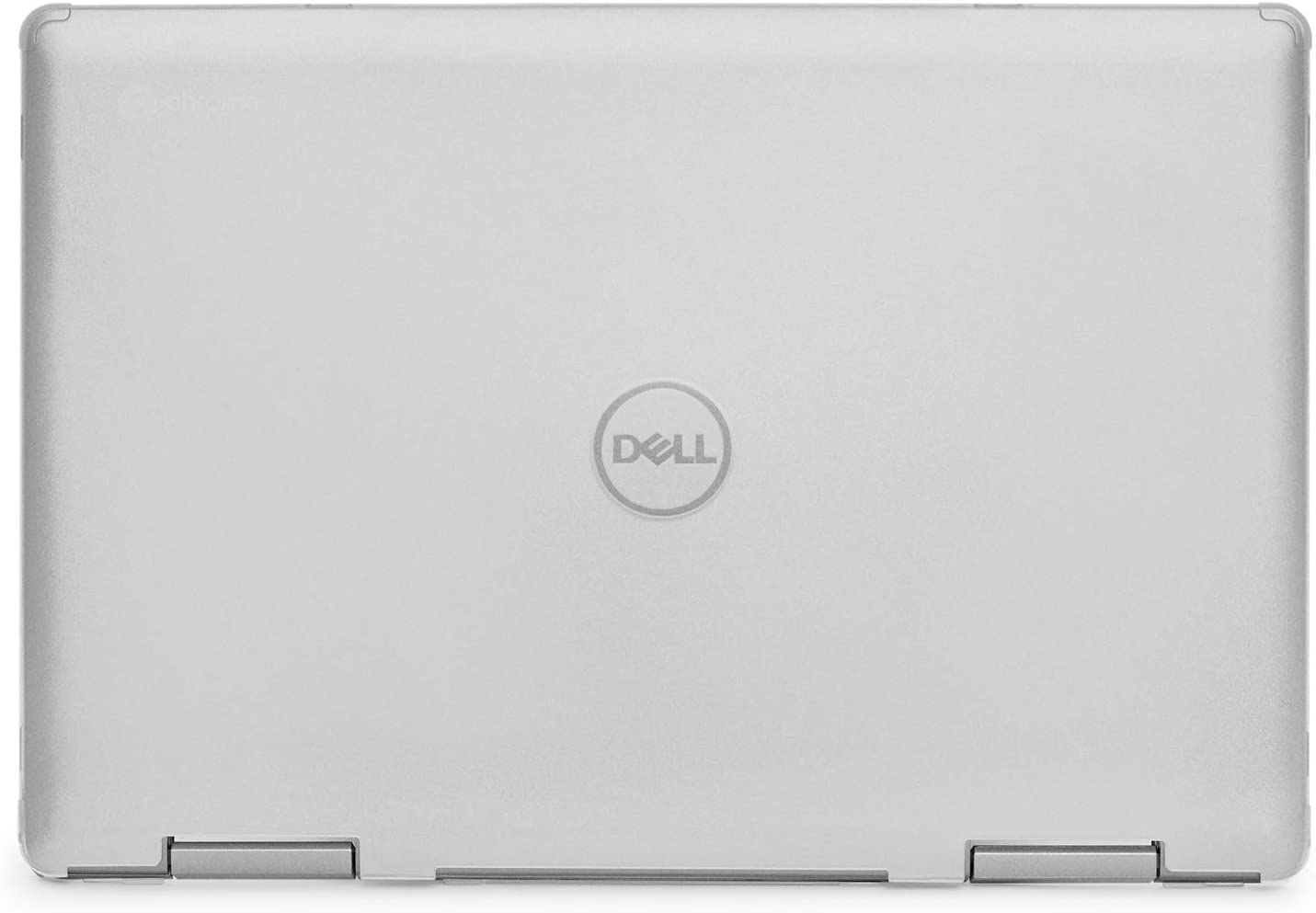 "mCover Hard Shell Case for 14"" Dell Chromebook 14 7486 2-in-1 Series Laptop (NOT Compatible with Other 11.6-inch / 13-inch Dell Chromebook Series) (Clear)"
