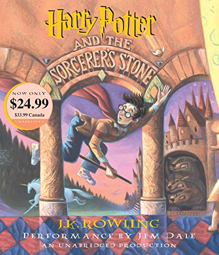 Harry Potter and the Sorcerer's Stone by Listening Library (Audio)
