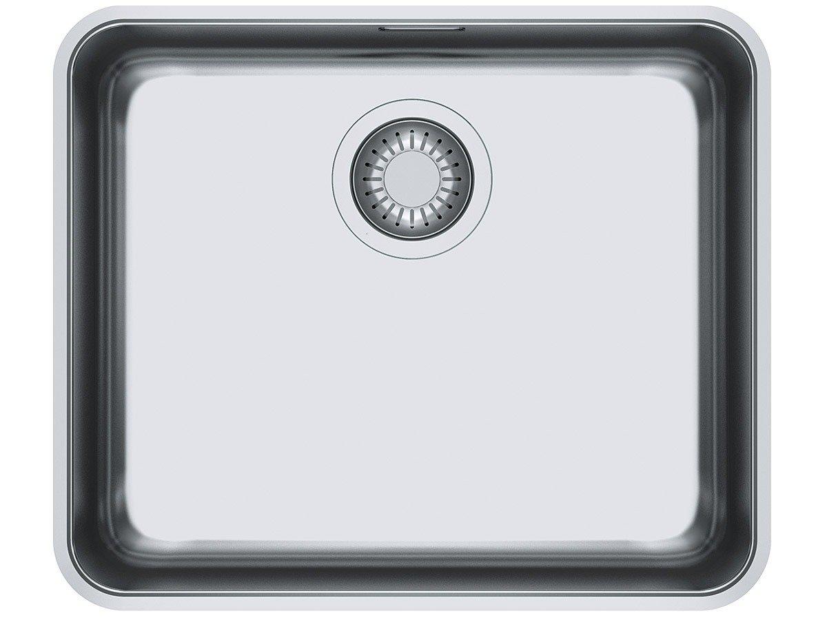ANX 110– 48 fRANKE aTON é vier encastrable en acier inoxydable lisse pour les é lé ments bas 122.0336.883/60 cm