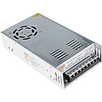 12V 30A Alimentation, d'alimentation à découpage transformateur convertisseur de d'alimentation AC 110/220V DC 12V 30A 360W pour CCTV,Radio,Projet Informatique,lumières LED