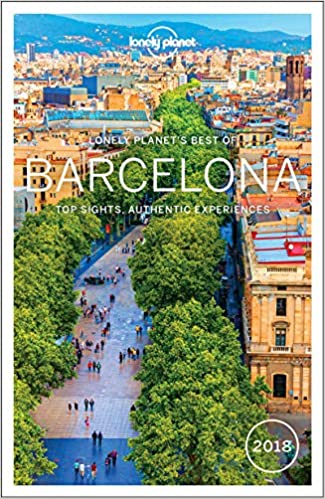 Lp S Best Of Barcelona 2018 Best Of Guides Aa Vv 9781786571380 Amazon Com Books
