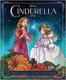 Cinderella Picture Book: Purchase includes Disney eBook