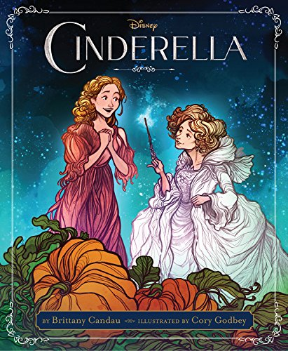- Cinderella Picture Book: Purchase includes Disney eBook!