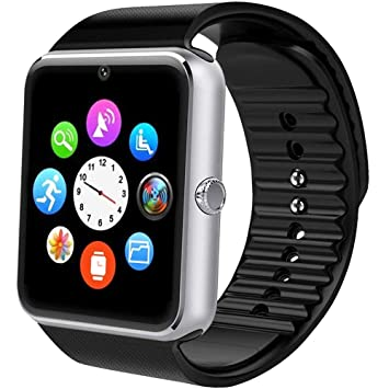 Smartwatch, Smart Watch Phone Android iOS Wear con SIM Card ...