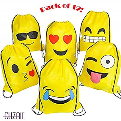 CUZAIL Emoji Party Favors
