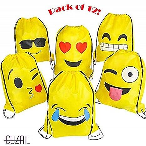 CUZAIL Emoji Party Favors