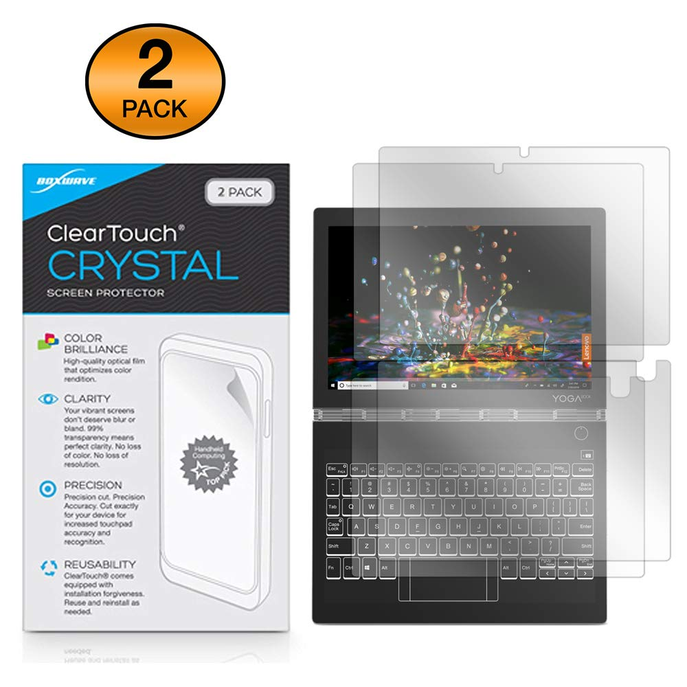BoxWave - Protector de Pantalla para Lenovo Yoga Book C930 ...