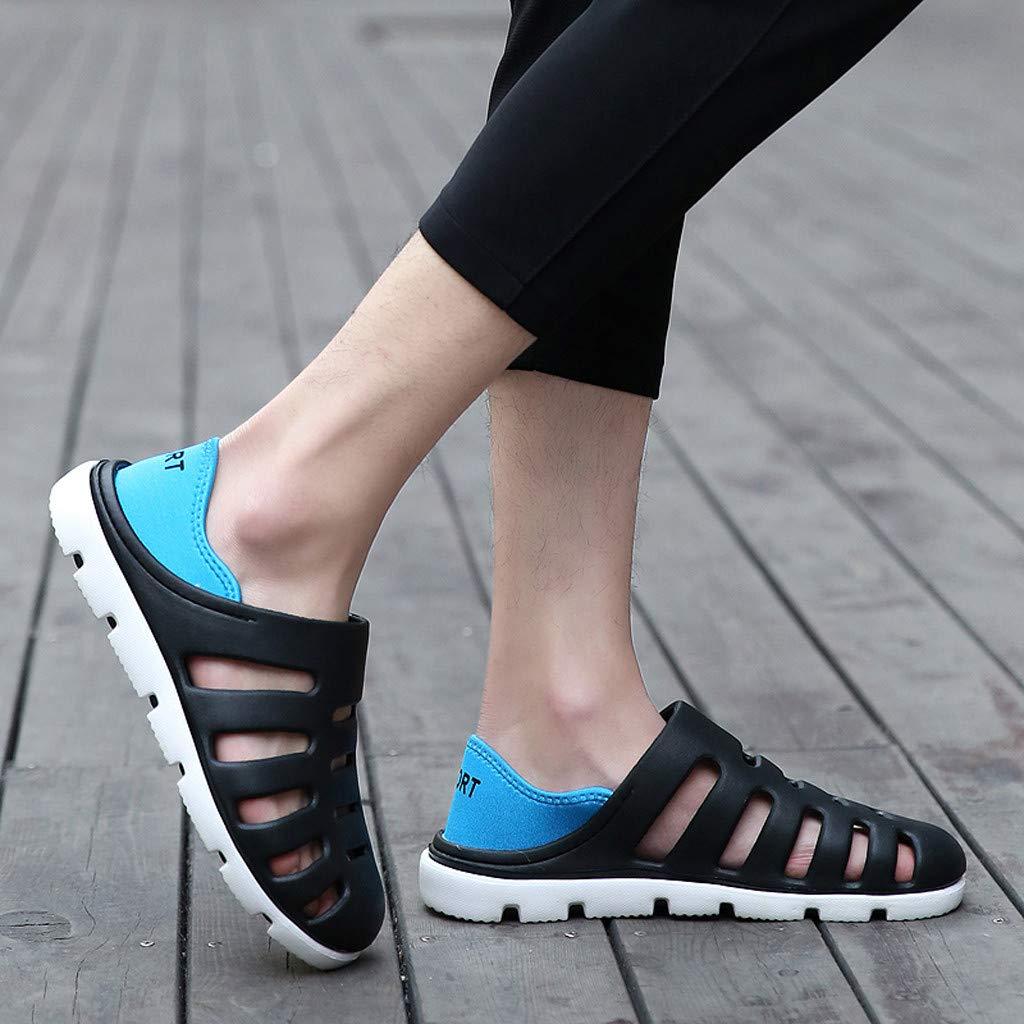 Geetobby Unisex Shoes Slippers Sandals for Women Men Walk Quick-Dry Lightweight