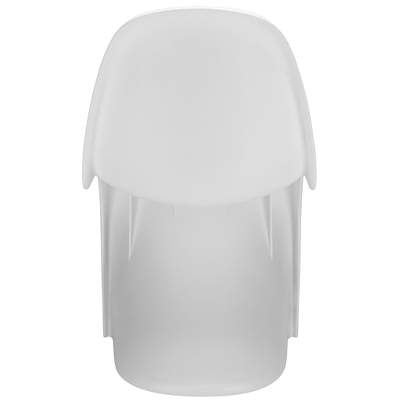 Atlantic Versa 3 Tier Metal Cart Versatile Indoor//Outdoor with Casters in White PN23308060 Inc