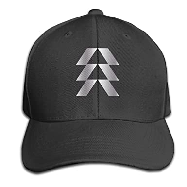 271eb3da Destiny Hunter Platinum Logo Adjustable Baseball Hat at Amazon Men's  Clothing store: