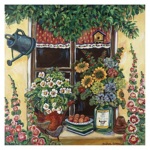 Global Gallery  Suzanne Etienne Ashland Apples  Unframed Giclee On Paper Print  30  X 30