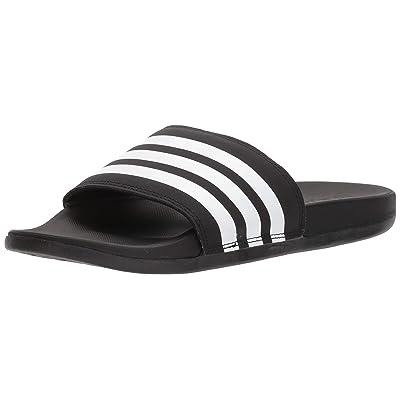Amazon.com | adidas Women's Adilette CloudFoam Slide | Sport Sandals & Slides