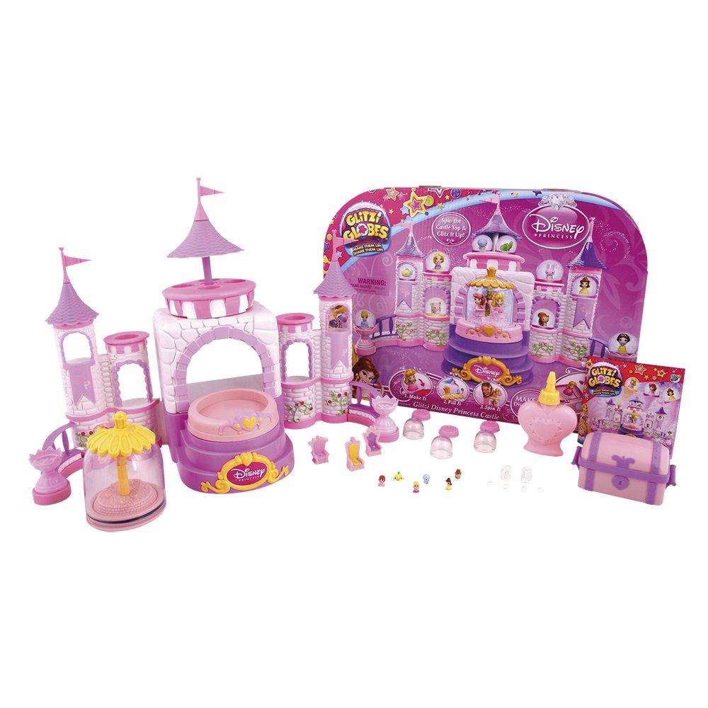 Glitzi Globes El castillo de las princesas Disney Giochi Preziosi