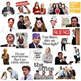 The Office Stickers [55 Pack] Office Laptop
