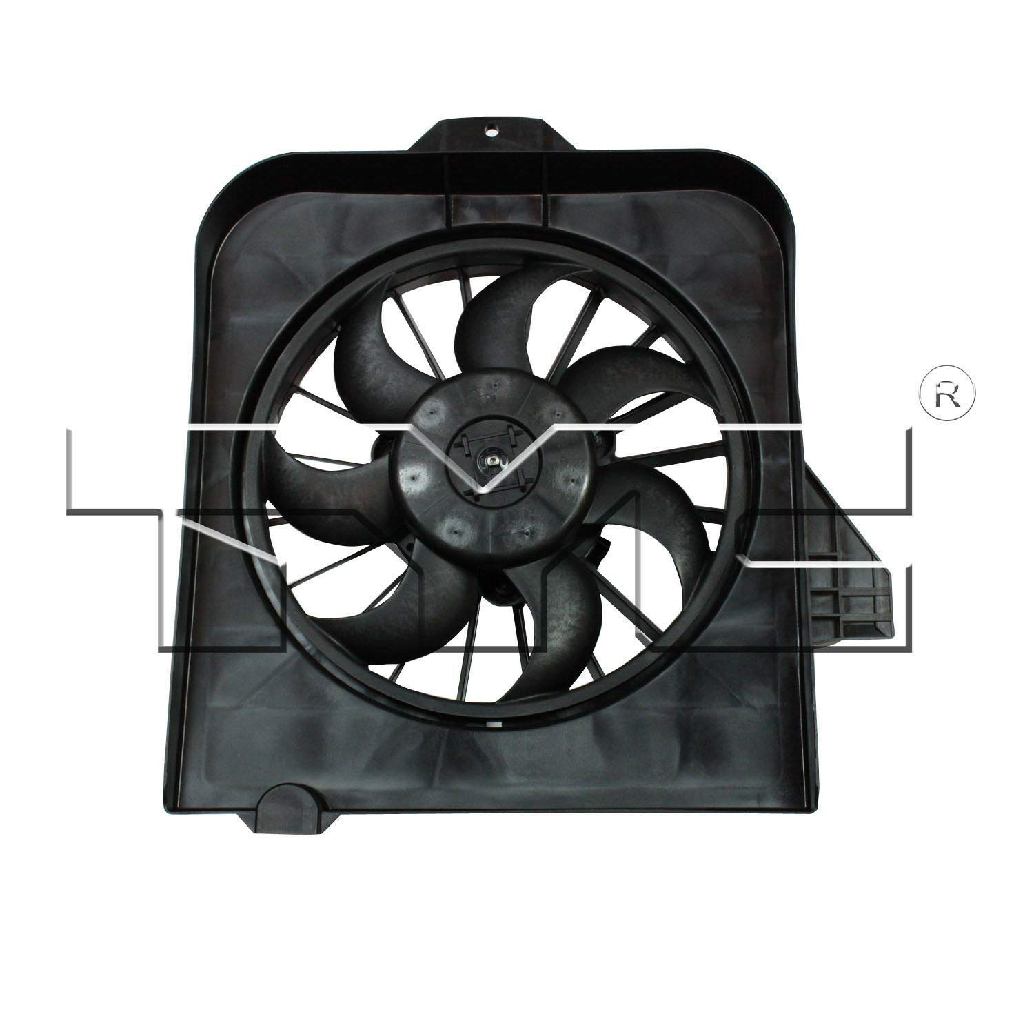 TYC 600390T Cooling Fan Assy