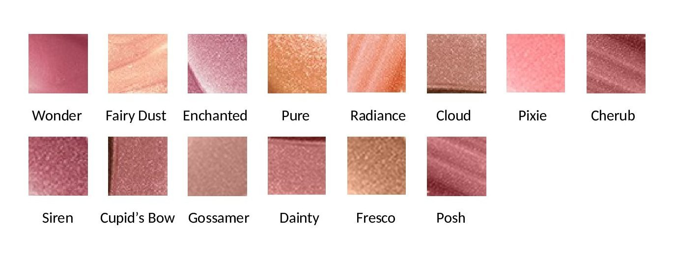 Jolie Cosmetics Sheer Tinted Lip Plumping Gloss W/3D Complex (Cherub)